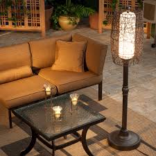 Bristol Outdoor Patio Floor Lamp