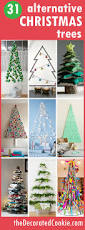 Rice Krispie Christmas Tree Pops by A Roundup Of Treeless Christmas Tree Ideas Christmas Home Decor