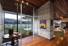 100 Parsonson Architects Wairau Valley House By Architecture