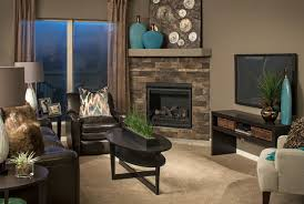 Model Living Rooms Homes Contemporary Room Omaha By D Interiors On Beautiful Long
