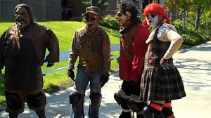 Knotts Halloween Haunt Jobs by Knotts Scary Farm Suprise Kidnapping From Youtube