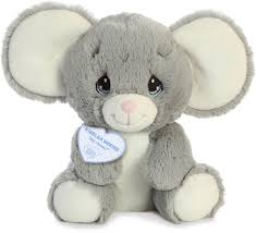 Precious Moments - Nibbles Mouse 8.5