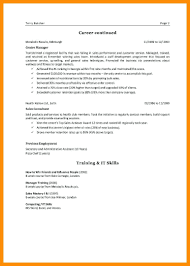 100 Reference Page Resume Template