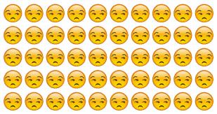 Emoji Transparent Sad GIF