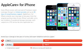 Top 5 iPhone 5s Insurance & Warranty Options pared