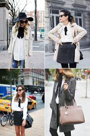 jeans and roses style lessons bow tie blouses