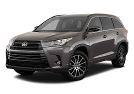 Tustin Toyota | 2018 Toyota Highlander Info For Orange County