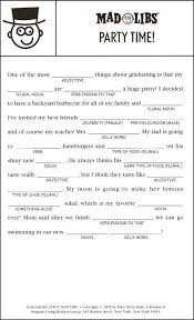 Halloween Mad Libs For 3rd Grade by 57 Best Mad Libs Images On Pinterest Dreams English