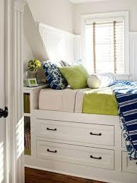 bett stauraum kleines zimmer designs kleiner schlafzimmer
