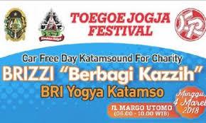 4 Maret 2018 Toegoe Jogja Festival