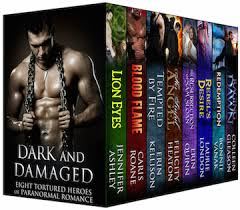 Dark And Damaged Eight Tortured Heroes Of Paranormal Romance Boxed Set