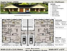 100 Duplex House Design 3222 Sq Feet 29930 M2 Duplex House Plans 6 Bedrooms Duplex Design 6 Bedrooms Duplex Plans 6 Bedroom Duplex