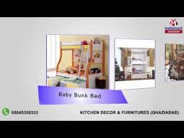 Bunk And Wooden Beds By Kitchen Decor Furnitures Ghaziabad
