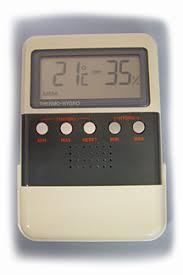 luftfeuchtigkeit im haus messen hygrometer