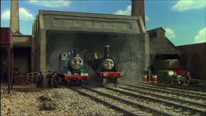 Thomas And Friends Tidmouth Sheds by The Railway Works Thomas The Tank Engine Wikia Fandom Powered