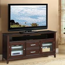 Riverside Furniture Marlowe 2 Drawer 60 Inch TV Console with 2