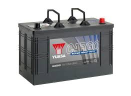 100 Heavy Duty Truck Battery 663SHD Cargo Super Batteries SHD Commercial