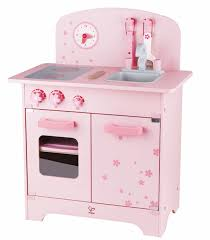pink play kitchen hape toys online at directtoys nz wooden