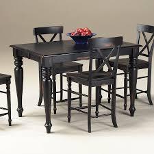 Imagio Home Roanoke Gathering Table - RN-TA-X5454-BLK-C ...