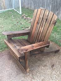 Pallet Diy Chair 125 Awesome DIY Furniture