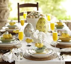Pottery Barn Easter Table Setting - Yellows And Whites | Mom's ... Easter At Pottery Barn Kids Momtrends Easy Diy Inspired Rabbit Setting For Four Entertaing Made 1 Haing Basket Egg Tree All Sparkled Up Tablcapes Table Settings With Wisteria And Bunny Palm Beach Lately Brunch My Splendid Living Toscana Designs