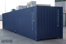 100 Shipping Containers 40 Ft Cleveland