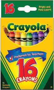 Crayola Bathtub Crayons 18 Vibrant Colors by Amazon Com Crayola Classic Color Pack Crayons 16 Ea Pack Of 2