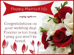 Wedding Greeting Card Top Wishes And Messages Easyday