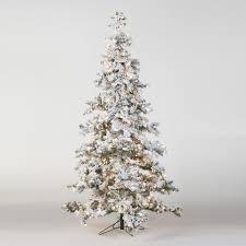 Hayneedle Flocked Christmas Trees by 100 Hayneedle Flocked Christmas Trees Slim Pencil Christmas