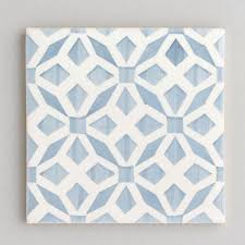 aveiro tile handpainted handmade patterned grey and white tiles