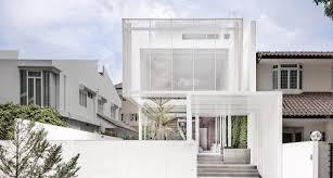 100 Singapore Interior Design Magazine Home Of The Week Greja House Sharp