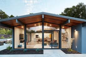 100 Eichler Architect Klopf Ure Remodels A Dark Home In Palo Alto