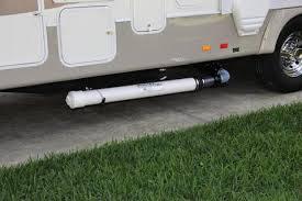 Pivot EZ RHINO RV Sewer Hose Compartment