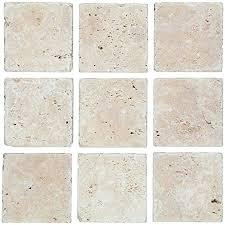 fliese travertin naturstein beige fliese chiaro antique travertin für boden wand bad wc dusche küche fliesenspiegel thekenverkleidung