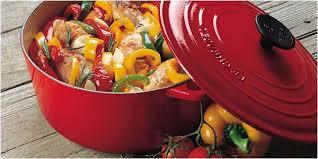 cuisine en cocotte lapin en cocotte en fonte la recette