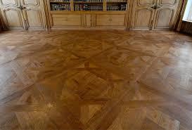 Parquet Floors DAremberg Panel Pattern