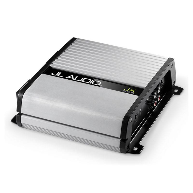 Jl Audio Jx500/1d Mono Subwoofer Amplifier - 500W, RMS X 1 At 2 Ohms