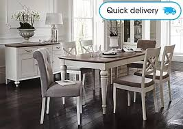 Save GBP300 Furnitureland Annecy Extending Dining Table