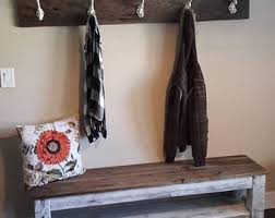 Bench Shoe Storage by Shoe Bench Etsy