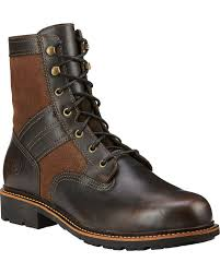 ariat easy street men u0027s lace up boots sheplers