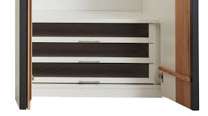 interliving schlafzimmer serie 1019 innenschubladen 523858 weiße lackoberflächen drei schubladen