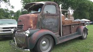 100 1944 Ford Truck Chevy COE Rat Rod Pickup 2015 Hot Rod Reunion YouTube