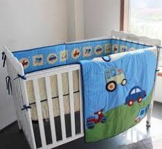 Bacati Crib Bedding by Bacati Crib Bedding Set 10pc Transportation Transportation