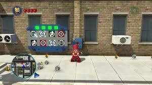 That Sinking Feeling Lego Marvel Stan Lee by Lego Marvel Super Heroes Walkthrough Page 10