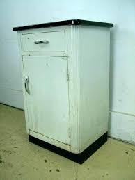 Vintage Metal Cabinet Gorgeous Medium Size Of Kitchen Cabinets Value
