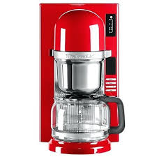 Kitchenaid Coffee Maker Pour Over Brewer Empire Red 12 Cup With One