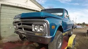 1972 GMC 4x4 Short Box With Front End Damage - YouTube 1970 Gmc Truck The Silver Medal Hot Rod Network 1972 Pickup Youtube 7616 Best Chevy Images On Pinterest Engine And Motor Engine 72 Old Chevytrucks Classic Parts Shopping Cart Lot 93n Pickup For Parts Vanderbrink Auctions 1968blue Chevy S10 Truck The World Is Money 19472008 Accsories Lmc Sierra Grande Michael G Best 25 Gmc For Sale Ideas Trucks