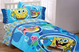 nickelodeon spongebob squarepants toddler bedding set spongebob