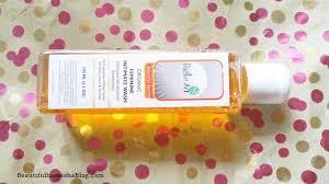 Rustic Art Organic Feminine Intimate Wash Bottle Chemical Free