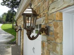 customer photos of gas l outdoor yard lighting fixtures